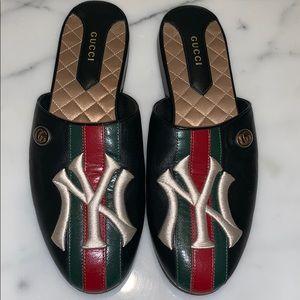 Gucci NYC Mules